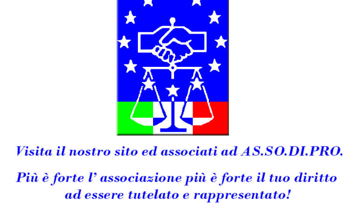 Associarsi ad AS.SO.DI.PRO.