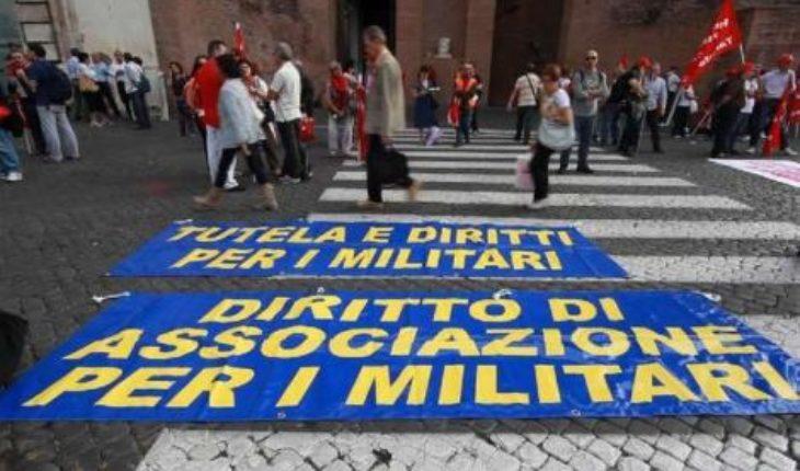 sindacalizzazione militari