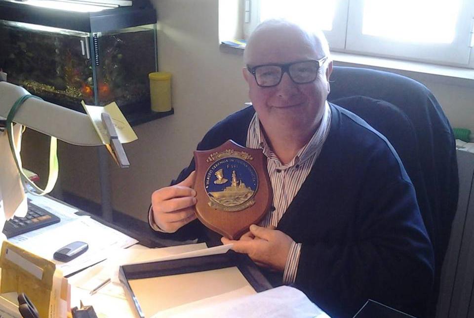 Sergio Longo, Presidente della Sezione Assodipro di Taranto