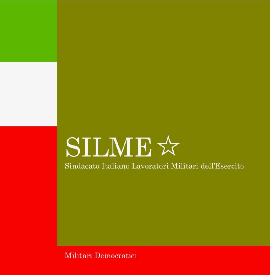 Silme Sindacato Italiano Lavoratori Militari Esercito